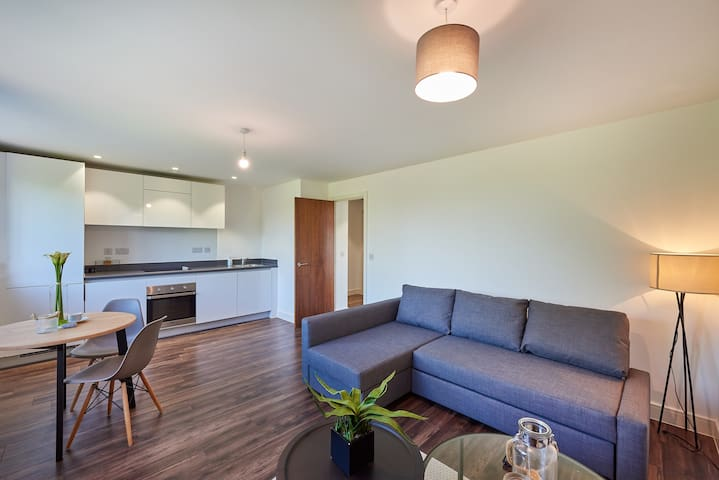 Beautiful Apartment Worcestor - Amazing location! Parking