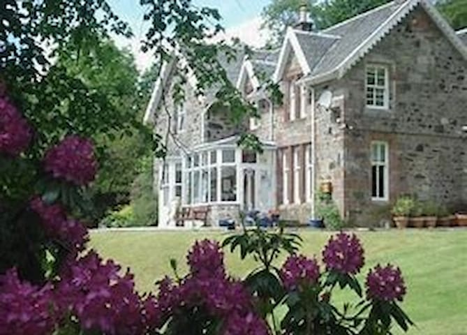 Glebe Country House B&B - Old Local Manse