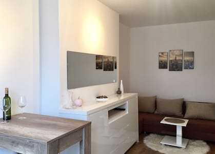 Lovely NEW modern apartment in BEST location - Brno - Appartement