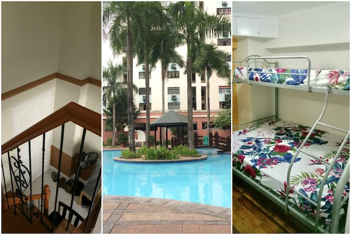 2 Bedroom Condo Living in the heart of Manila