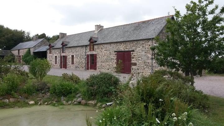 La maison de Tante Ghislaine