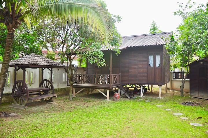 Kampung house in Bandar Puncak Alam