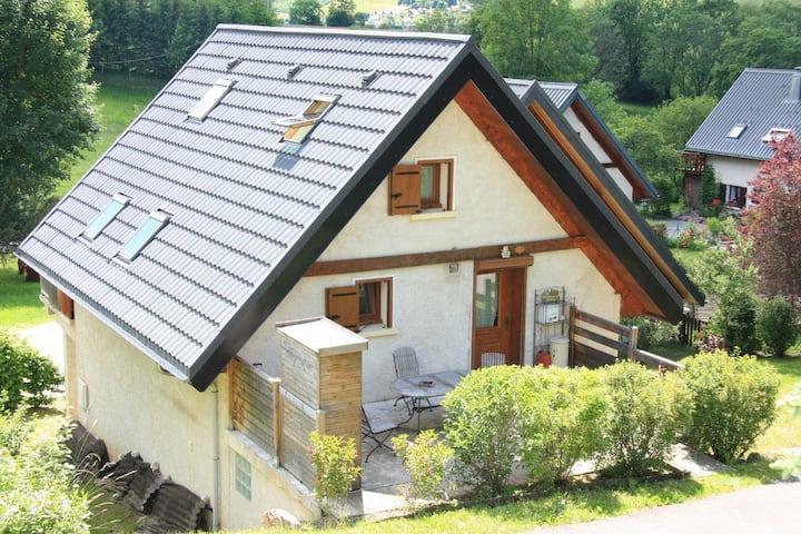 Mountain house Lans, ski & nature