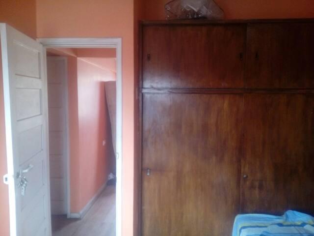 1er dormitorio independiente