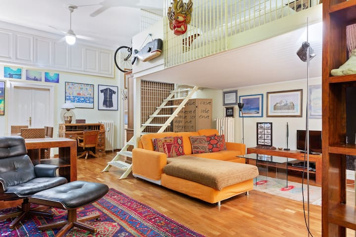 ECLECTIC AND SOULFUL DUPLEX | CENTRAL STATION