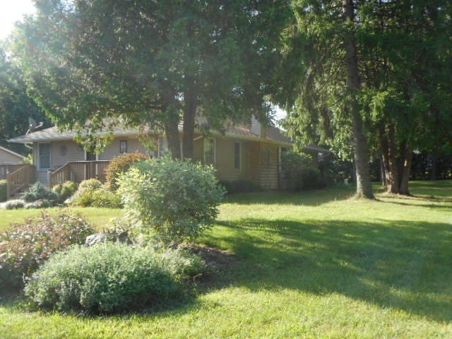 DNC week!!! Rural home in Burlington, WI.