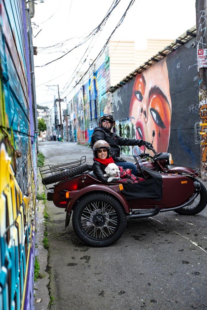 Mission Streets Art