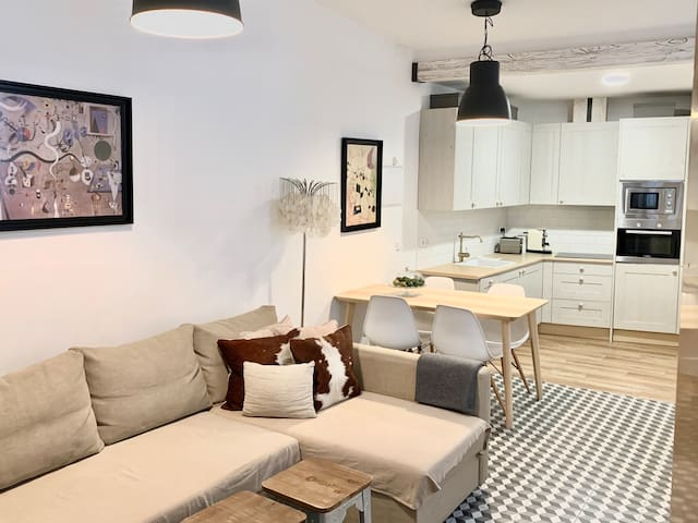 New Apartment in Chueca, Downtown