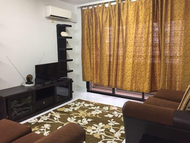 3 bedrooms condo near Putra LRT Terminal Gombak