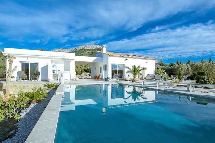 Villa Cagnotta Mar y Montaña