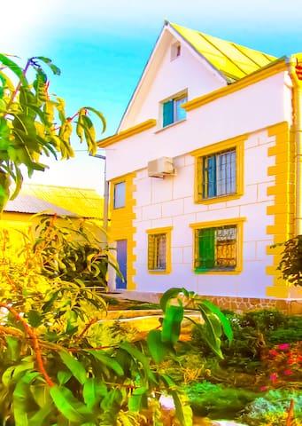 Дом у моря, 130 м.кв. под ключ, с видом на море - Krasnodar Krai - Дом