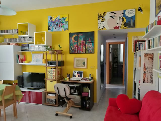 Gorgeous Room near Torvergata University