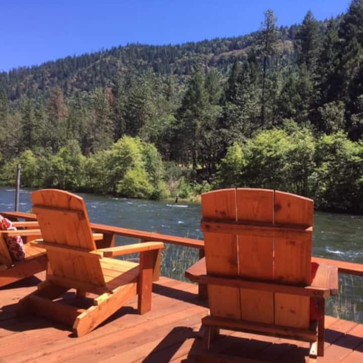 Fish Camp II Rogue River Retreat