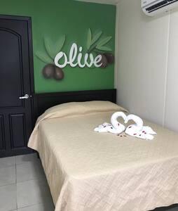 Olivo Verde Room #2
