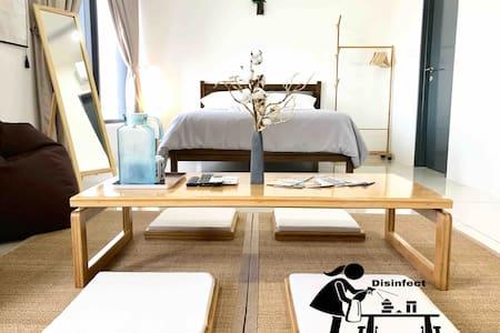 Mini Seaview Japanese Studio-Surprise deco  avail