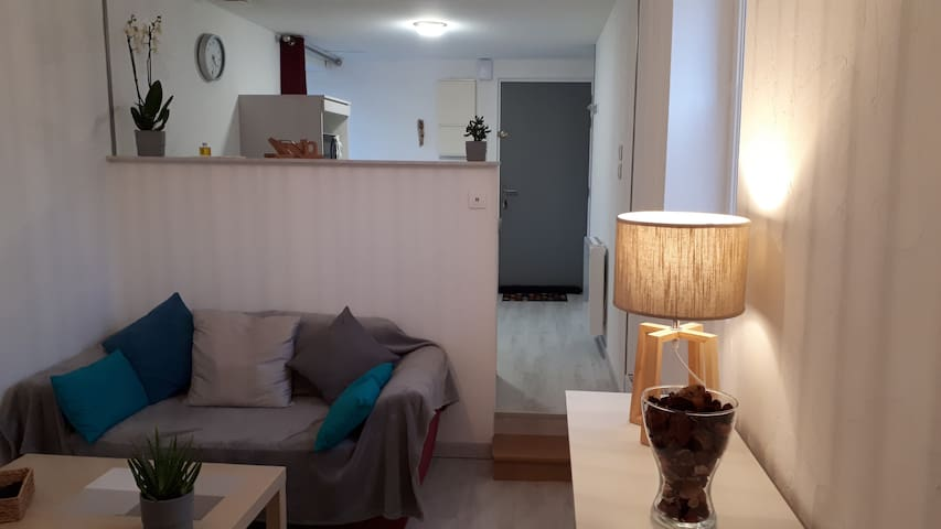 Appartement plein centre ville Bayeux