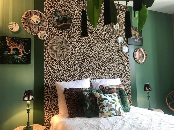 Taty Ginette chambre familiale exotique