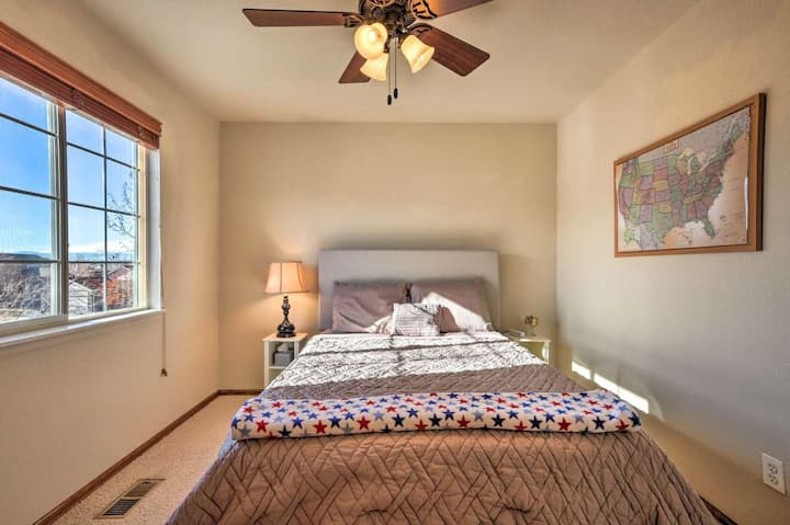 Spare room at home w/ Yard ~5m to Breweries, Parks