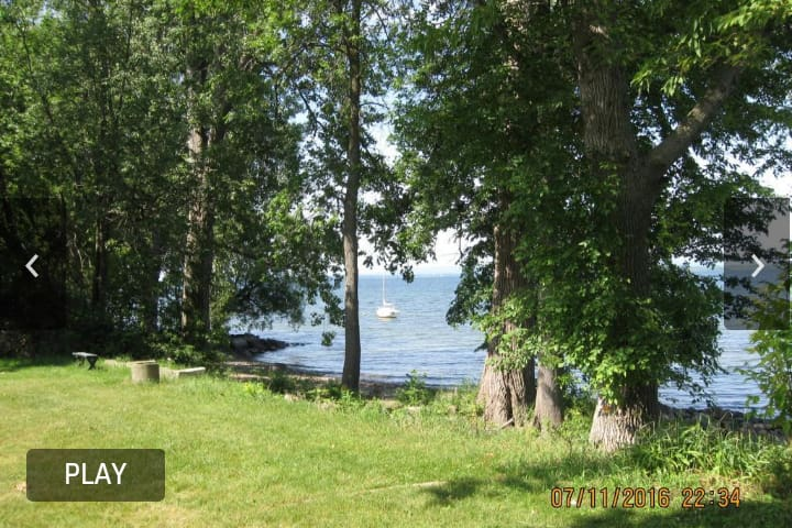 Water Front Family Home - Alburgh - Casa