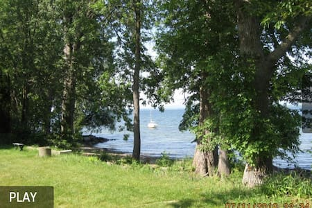 Water Front Family Home - Alburgh - Haus
