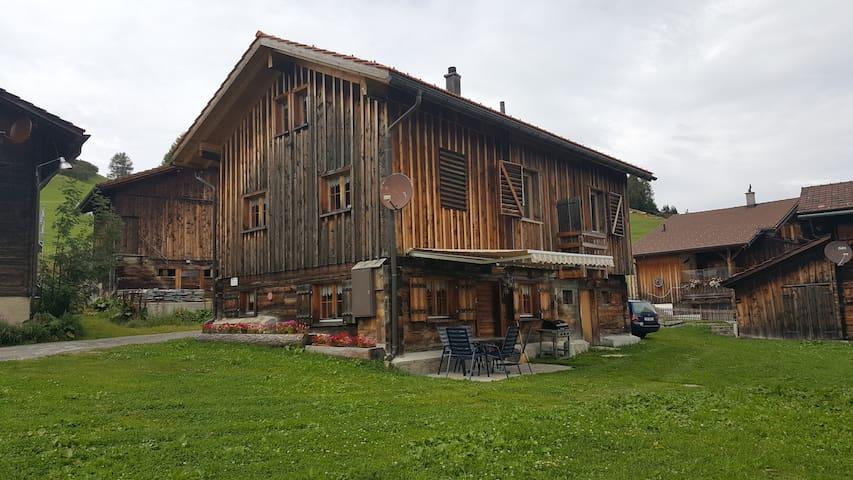 Wohnung Kulturtenn - Obermutten - Casa