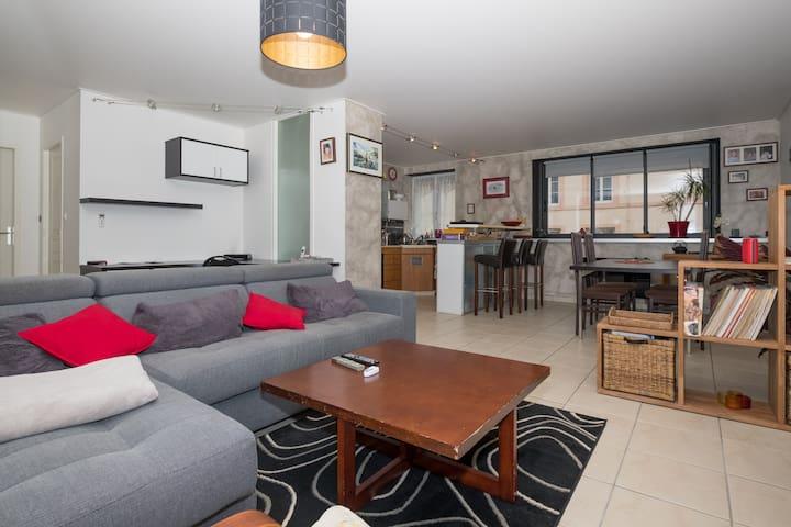 Epinal hyper centre - rue piétonne - Épinal - Apartment