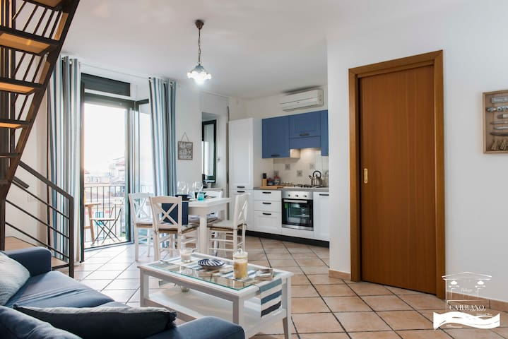 Palazzo Carrano - The Amalfi Apartment