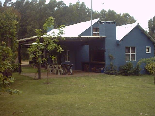 Cómoda casa cerca de la playa - Bella Vista - Huis