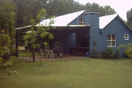 Cómoda casa cerca de la playa - Bella Vista
