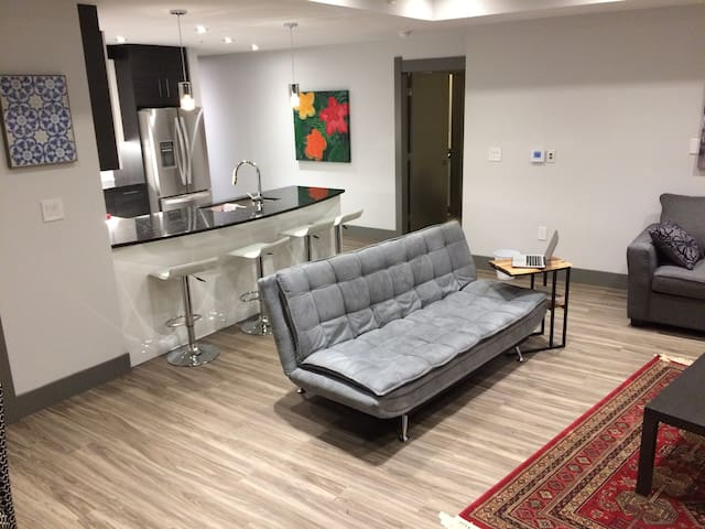 Best of Halifax Luxury New 2 Bd Apartment