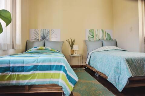 Hermosa y céntrica habitación independiente