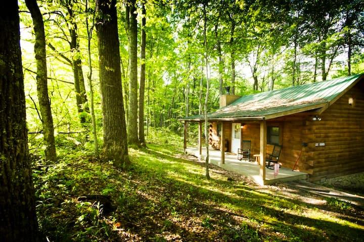 Almost Heaven WV Cabin