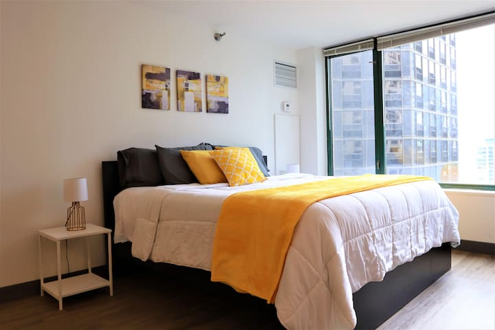 Streeterville Equipped Apt in the Heart of Chicago