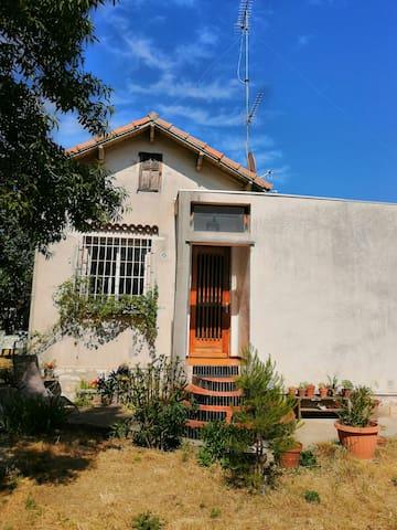 Maison indépendante avec jardin à Aubagne
