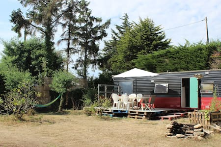 Nice bungalow, private garden near from the beach - Quiberon