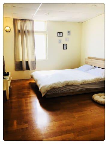 清新舒適雙人房