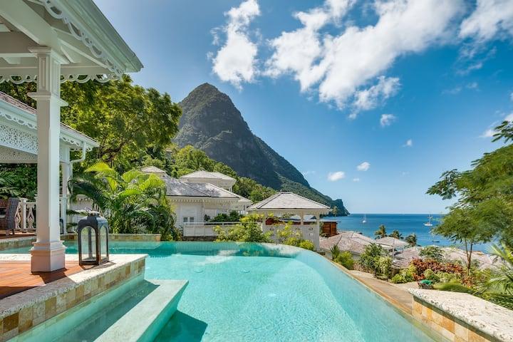 Viceroy Sugar Beach - Three Bedroom Villa Residence - Ocean View