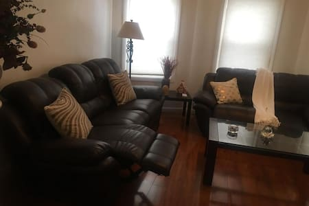 Apartment in Kearny near from NYC 10 miles.