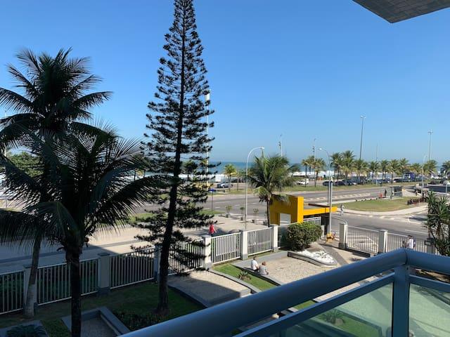 RIO DE JANEIRO, Barra da Tijuca, frente para o mar