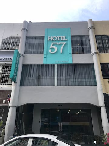 Hotel 57 Boutique Hotel (Triple Deluxe Room)