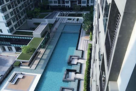 1BR-The Base Condo With Swimming Pool View - DMK - Pak Kret