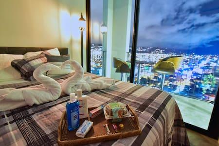 Best View Aparment in San José. (27th floor)