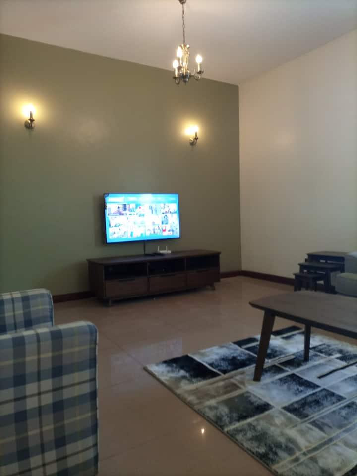 Greenpath Residence Mombasa- House no. 5