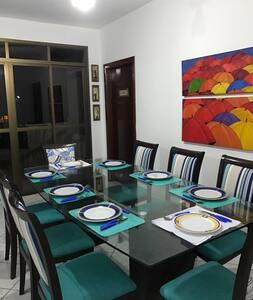 Amplo Apartamento em Ubatuba!!