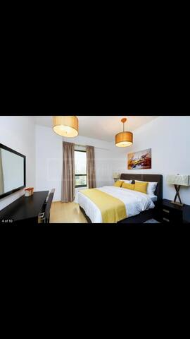 4 bed room in Jumeirah beach hotel apartment