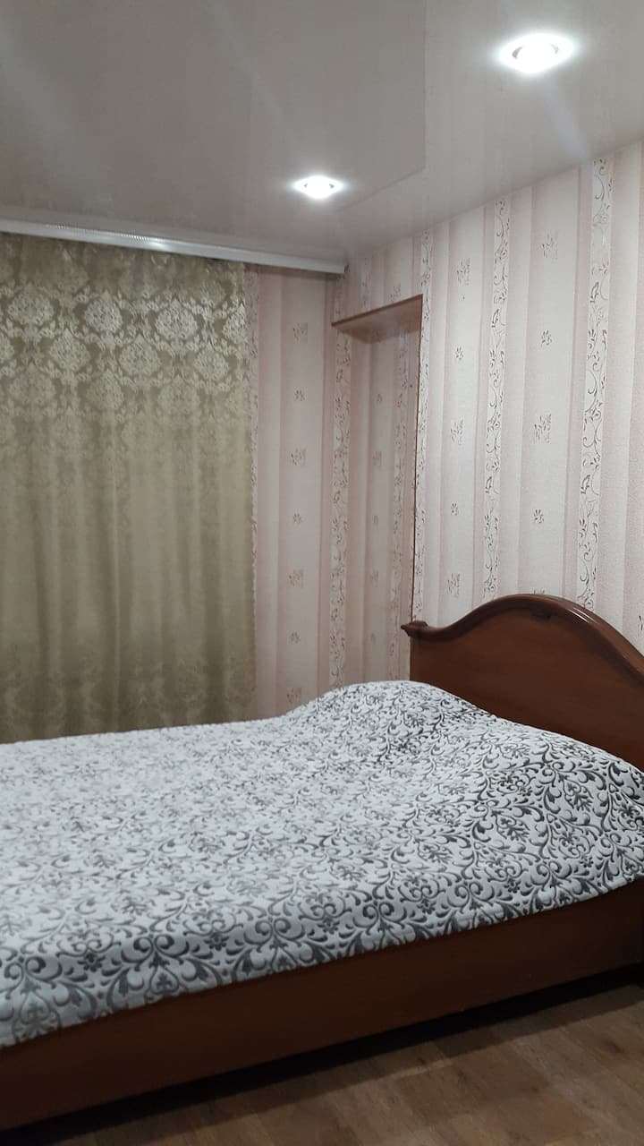 Уютно как дома  1-ком квартира в 7а мкр.