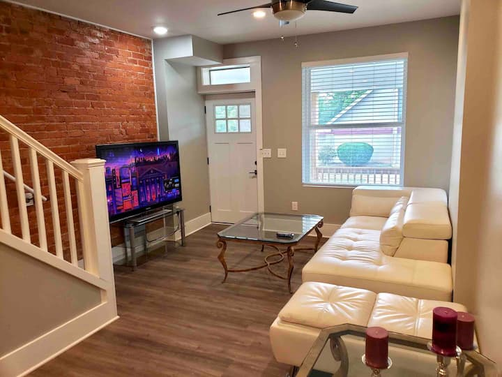 Luxury Townhome in Olde Towne East near Downtown