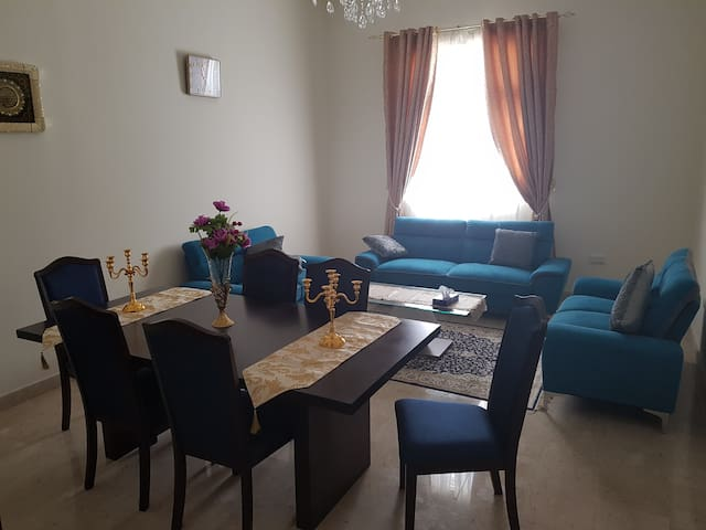 Modern, Bright & Spacious 3 bedrooms Apartment