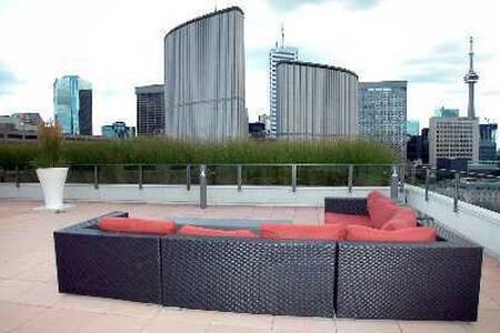 Downtown Core Studio - Toronto - Appartement en résidence