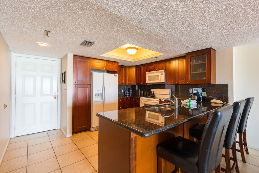 Kitchen - Newly Remodeled